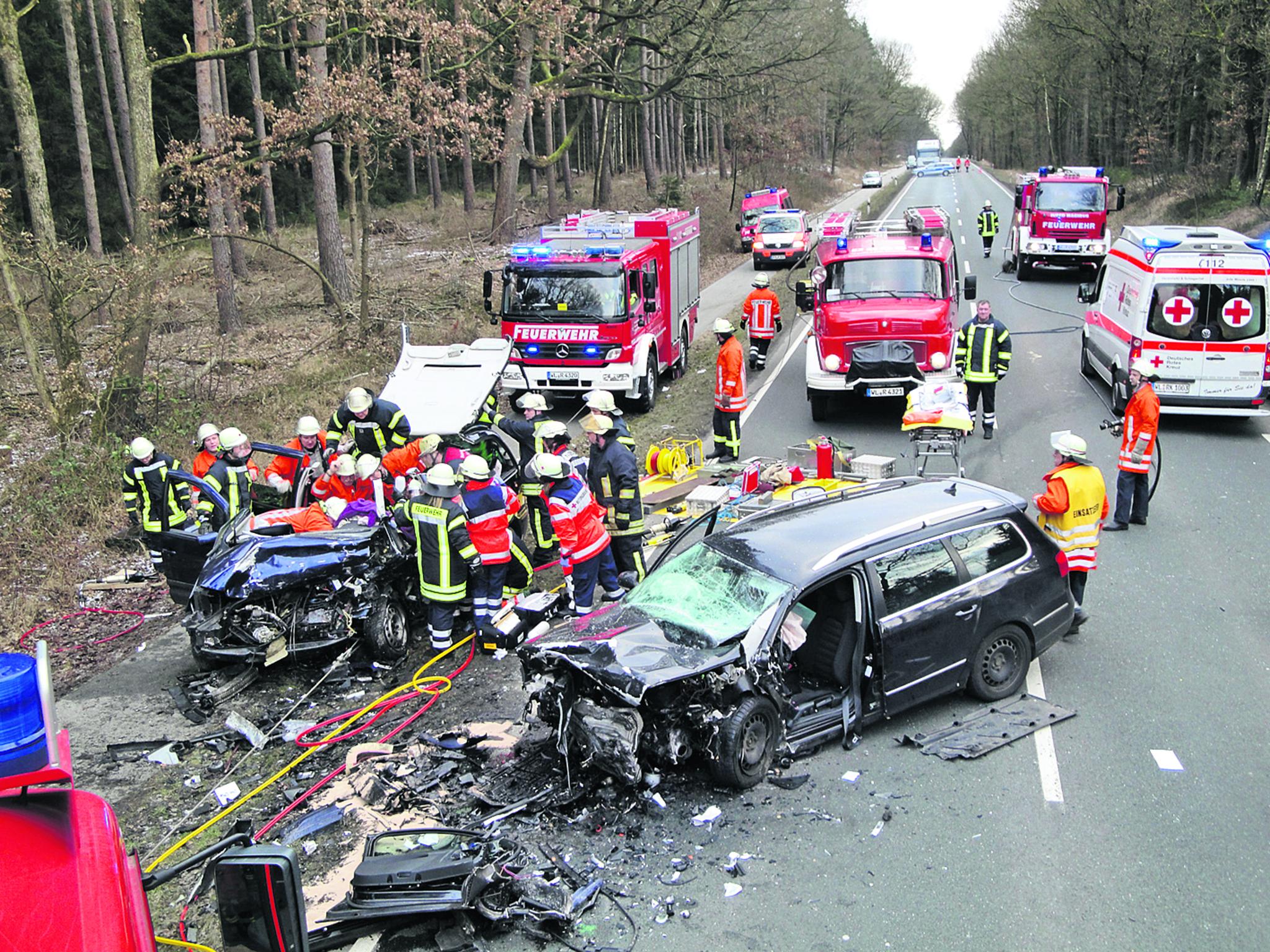 Unfall Buchholz