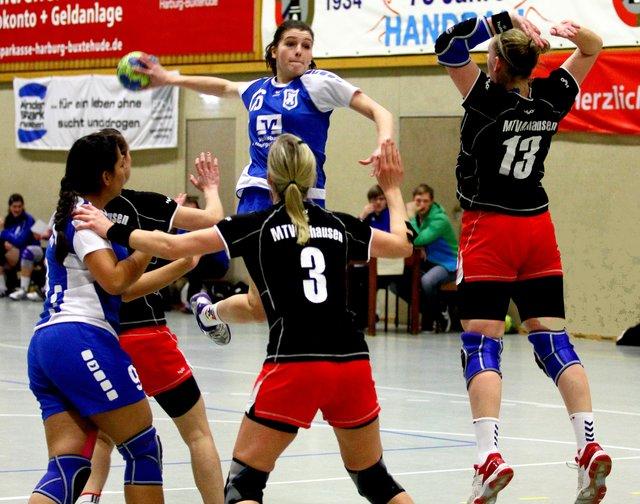 Mtv Ashausen Handball