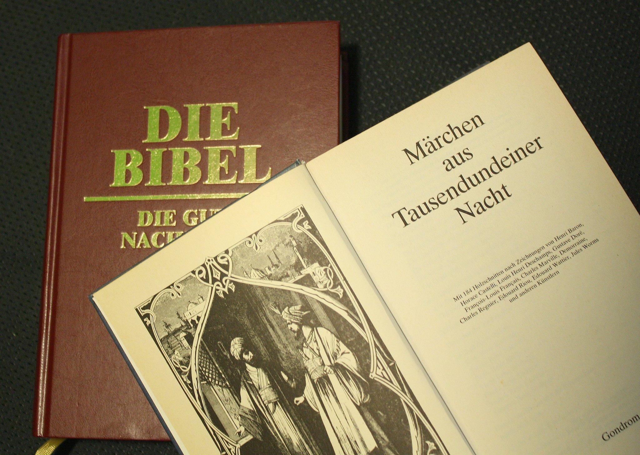 Bibel Märchenbuch