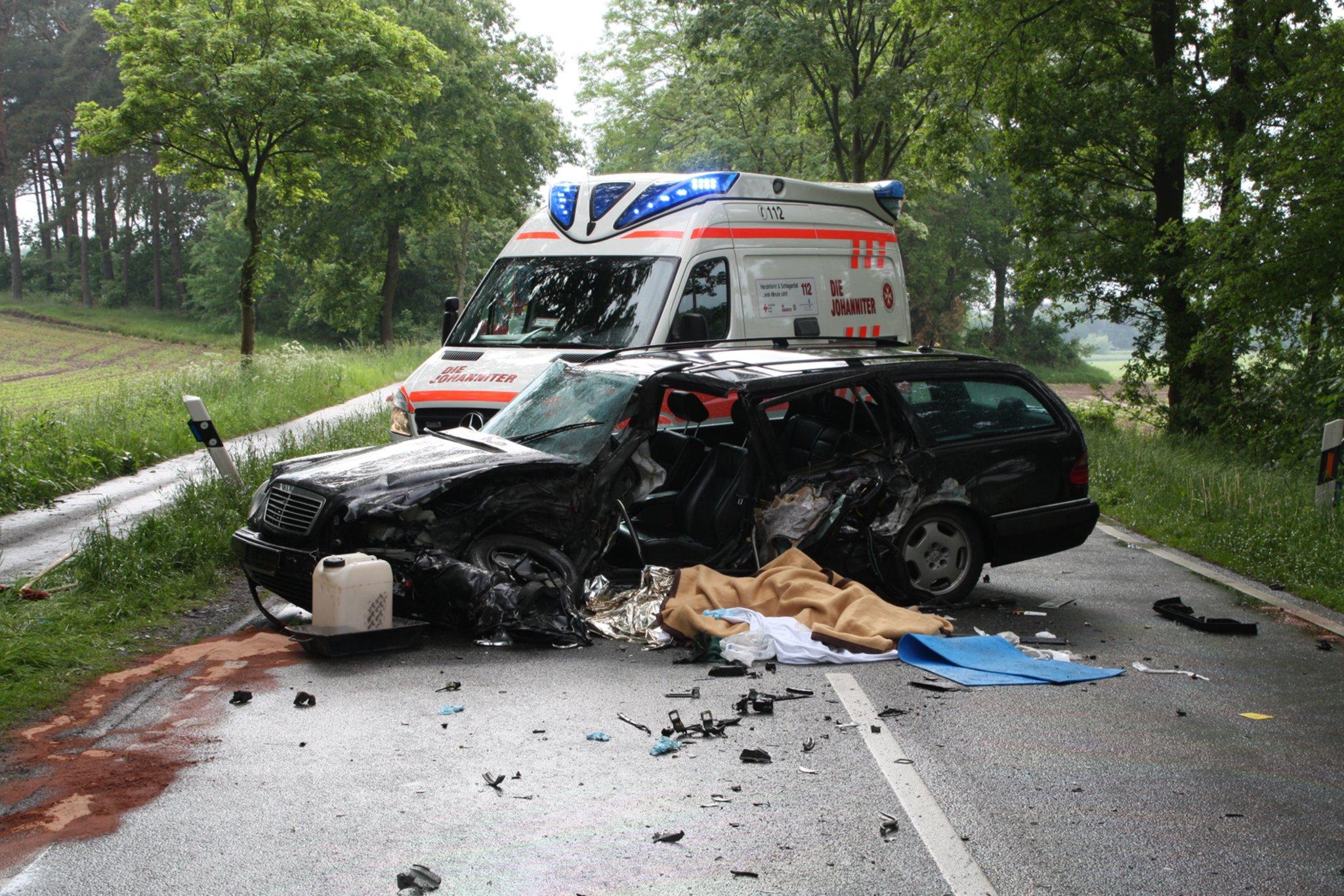 Neu Wulmstorf Unfall