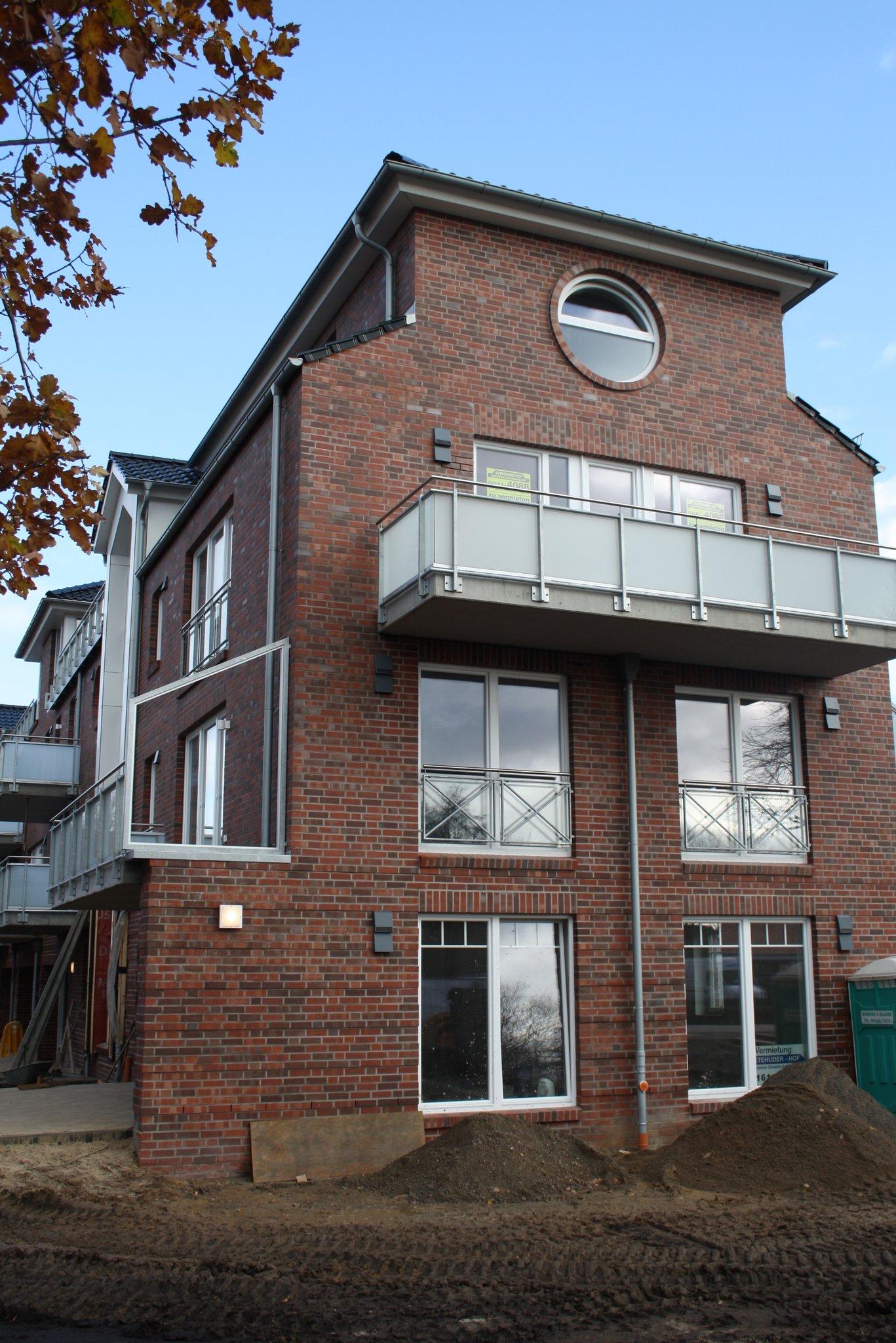 Neues Wohn und Geschäftshaus In Buxtehude Die Buxtehuder
