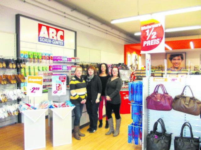 ABC Schuhe in Tostedt: Wiedereröffnung nach Umbau Tostedt