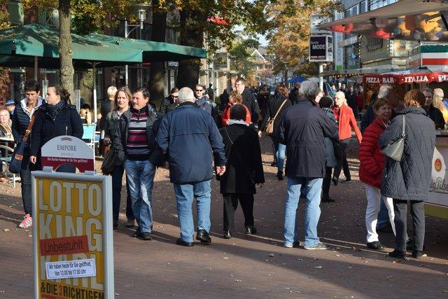 Verkaufsoffener Sonntag Bonn Innenstadt