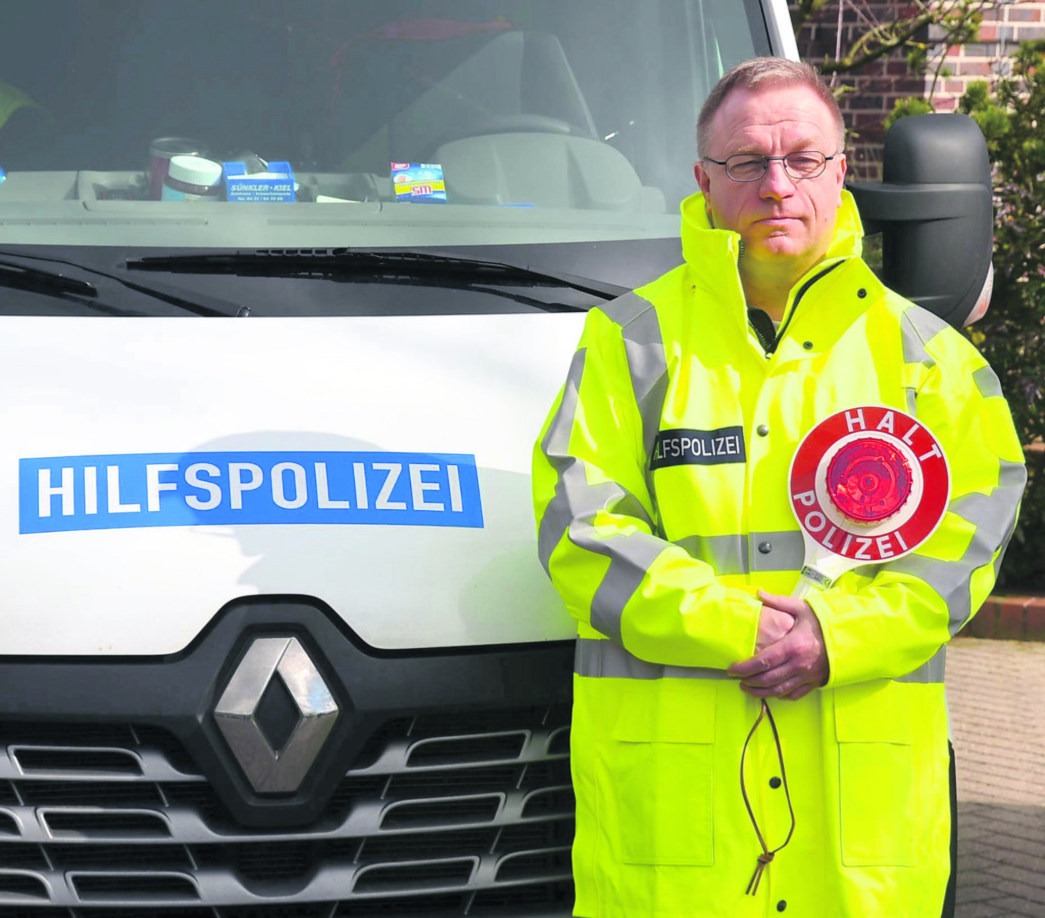 Hilfspolizist