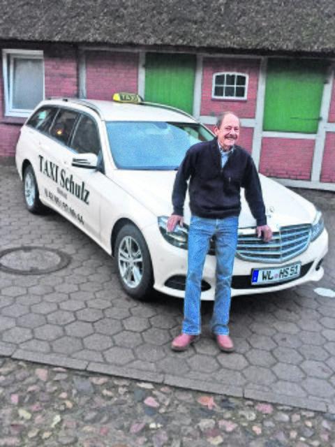 Taxi Schulz Hittfeld