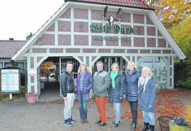 Wildpark Lüneburger Heide Karte.Tempo 70 Am Wildpark Lüneburger Heide Jesteburg