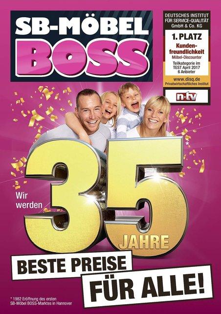 Beste Preise Für Alle Sb Möbel Boss Feiert 35 Jähriges Bestehen