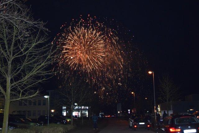 Famila Feuerwerk