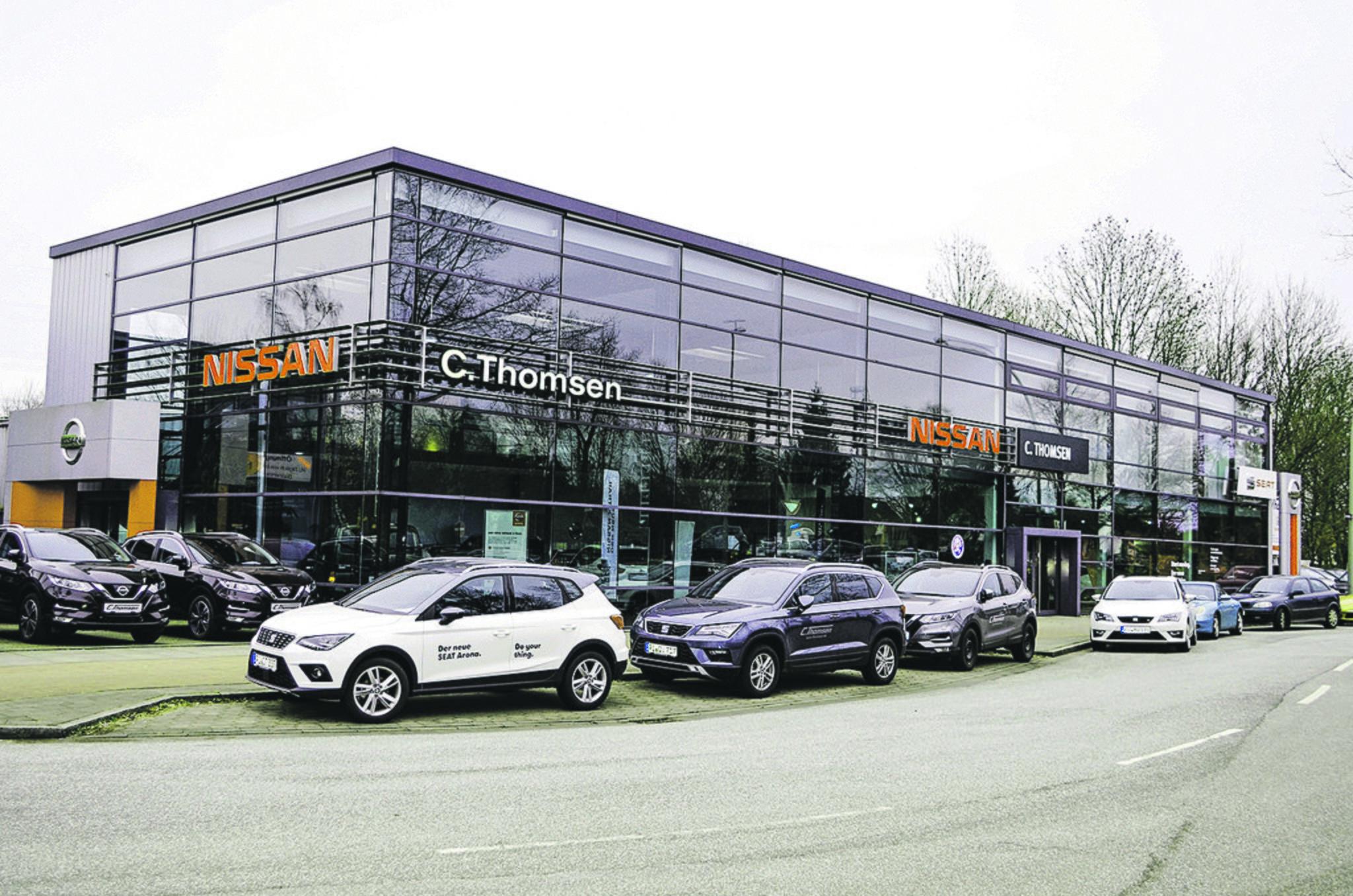 Thomsen Autohaus
