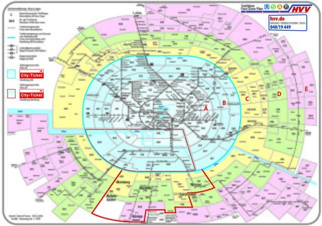 Hvv Karte Ringe.Zahlen Einige Weniger Zahlen Andere Mehr Hollenstedt