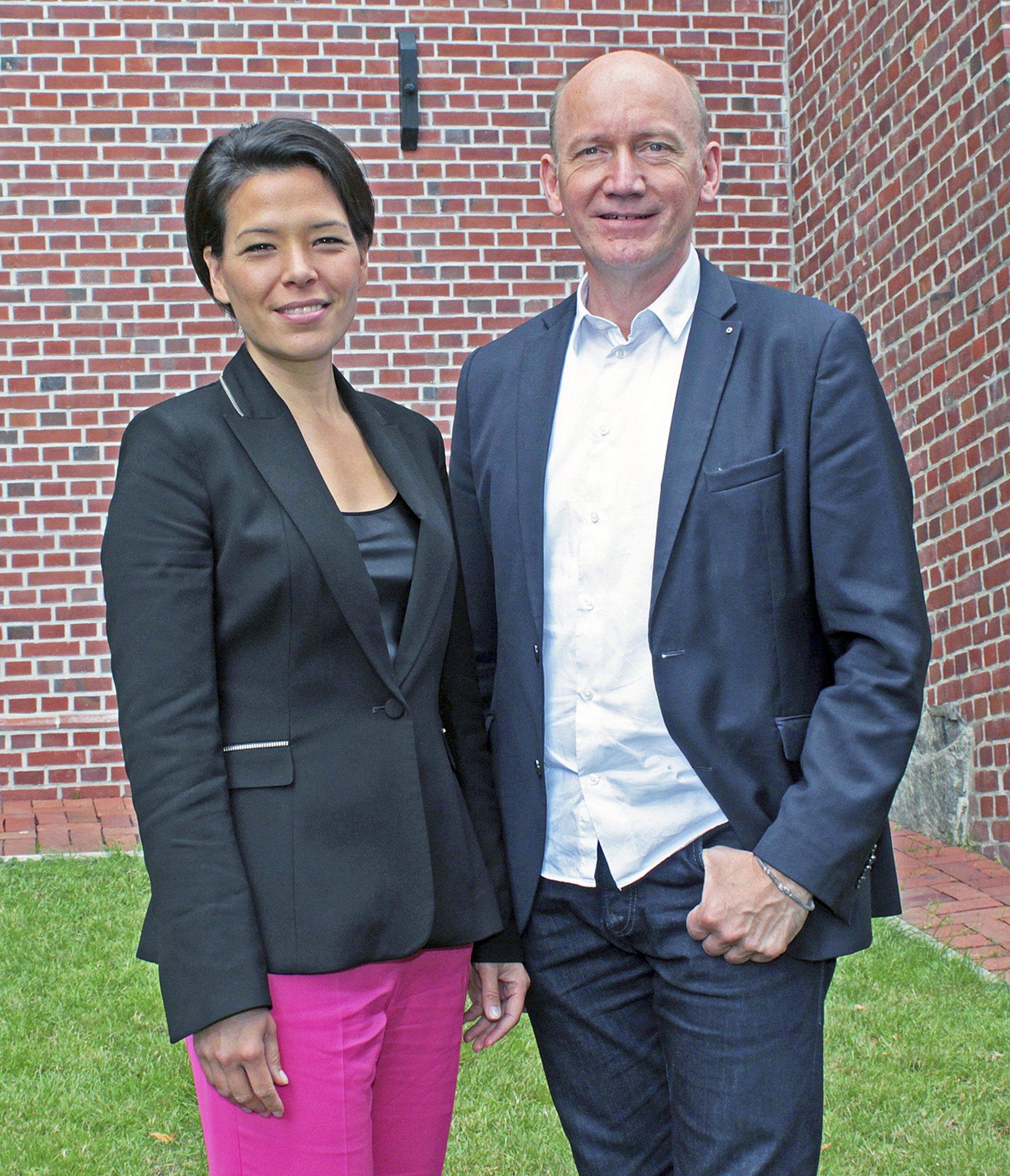Naby Oberbeck aus Hameln übernimmt das Amt von Annette Kirn als Geschäftsführerin: Das neue Gesicht des Dia - Kreiszeitung Wochenblatt