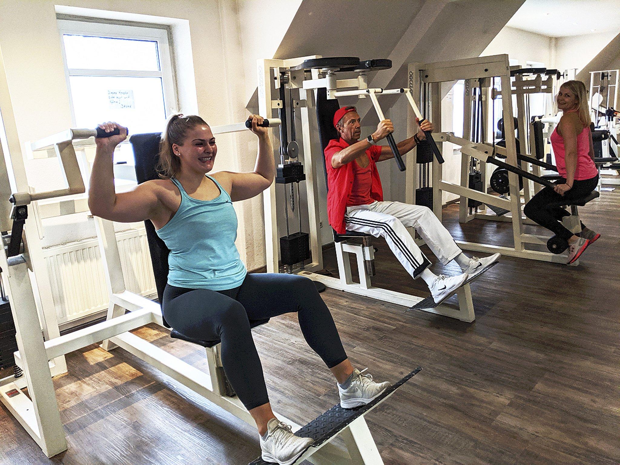 Fitness Studio Suche