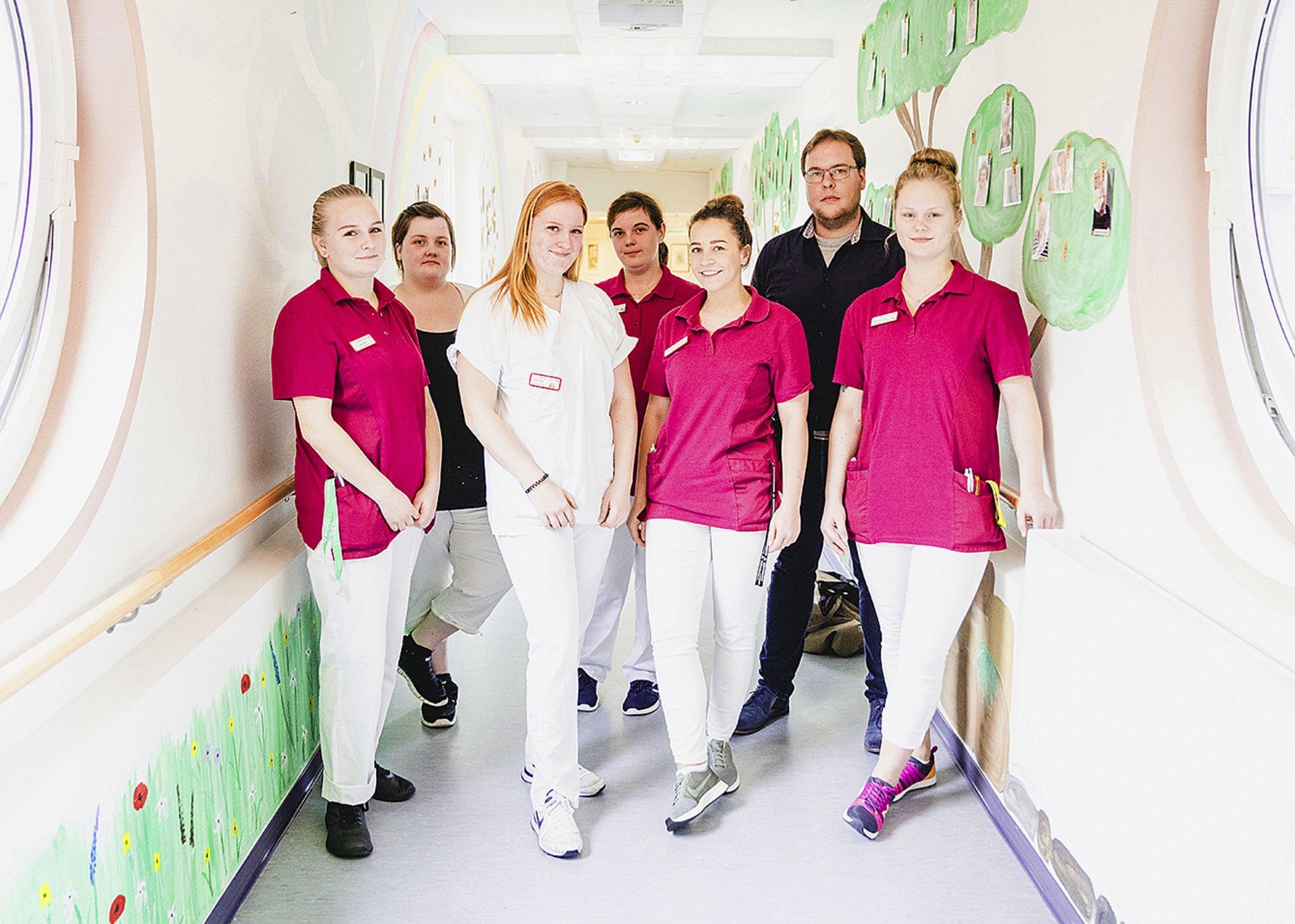 Zehn tolle Fachkräfte von morgen - Drochtersen - Kreiszeitung Wochenblatt