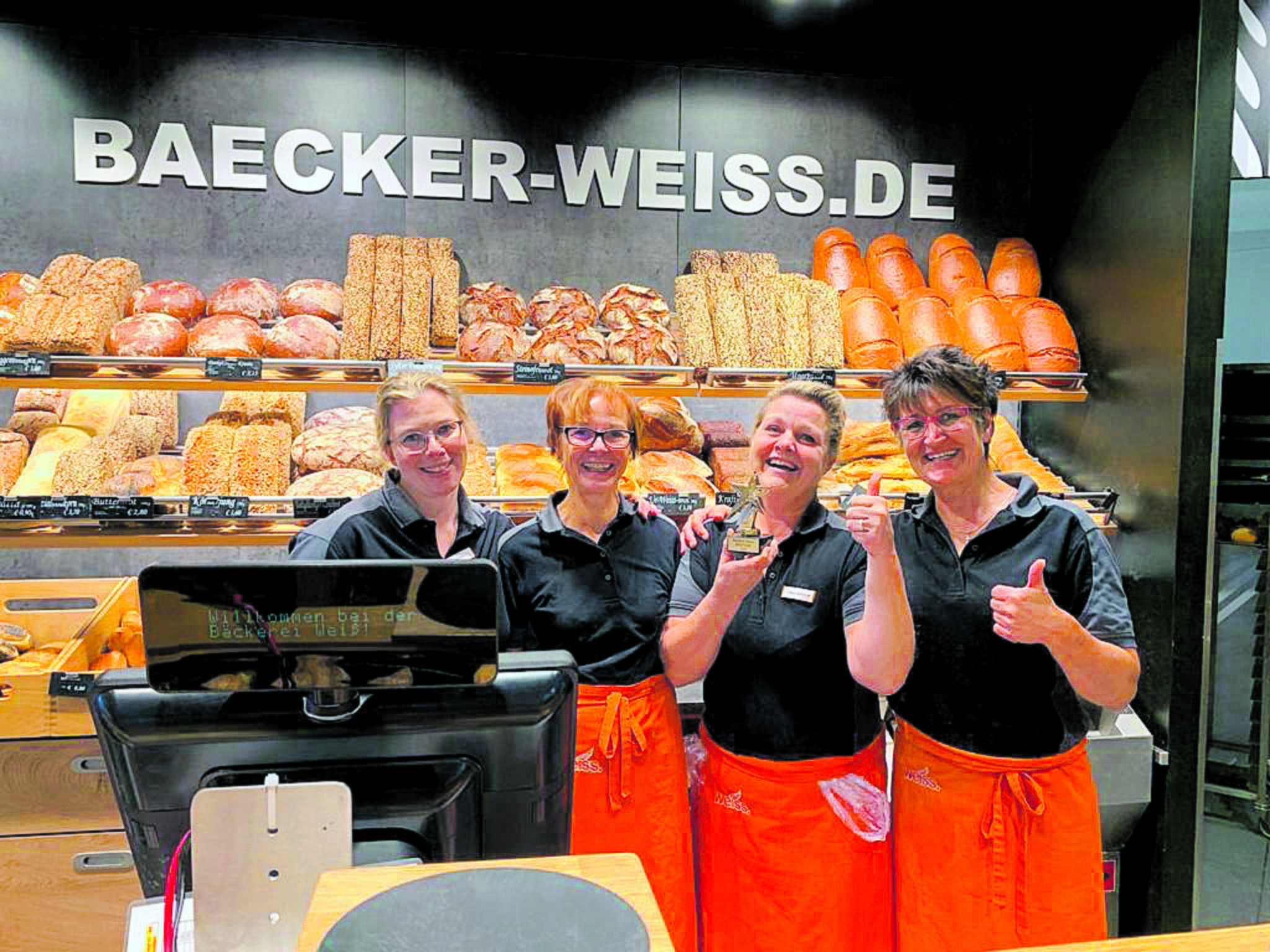 Bäckerei Weiß lädt ein: Und der Sieger ist: Ramelsloh - Kreiszeitung Wochenblatt