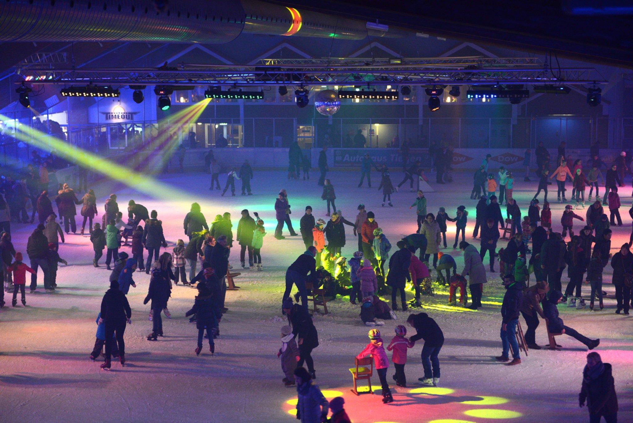 Rauf aufs Eis und Party machen - Harsefeld - Kreiszeitung Wochenblatt