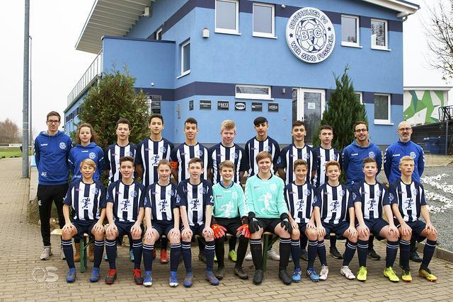 Makellose Bilanz Fussball U14 Und U15 Des Bfc Schaffen Den