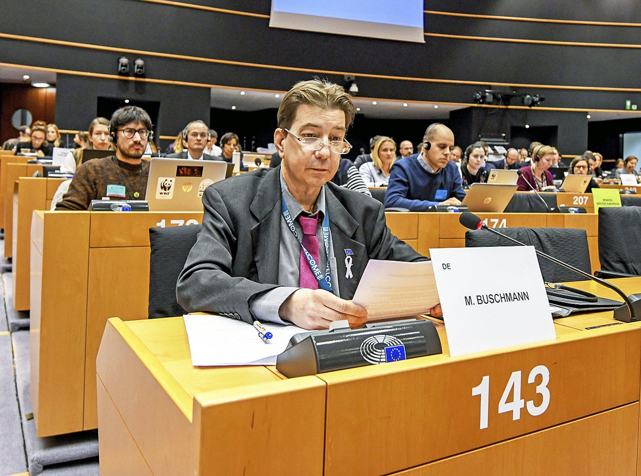 Tierschutzpartei Europaparlament