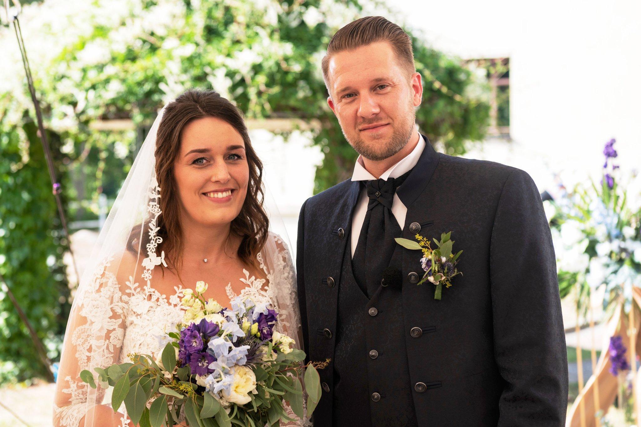 Hochzeit Auf Den Ersten Blick Hier Lernen Paare Sich Erst Am Traualtar Kennen Stade