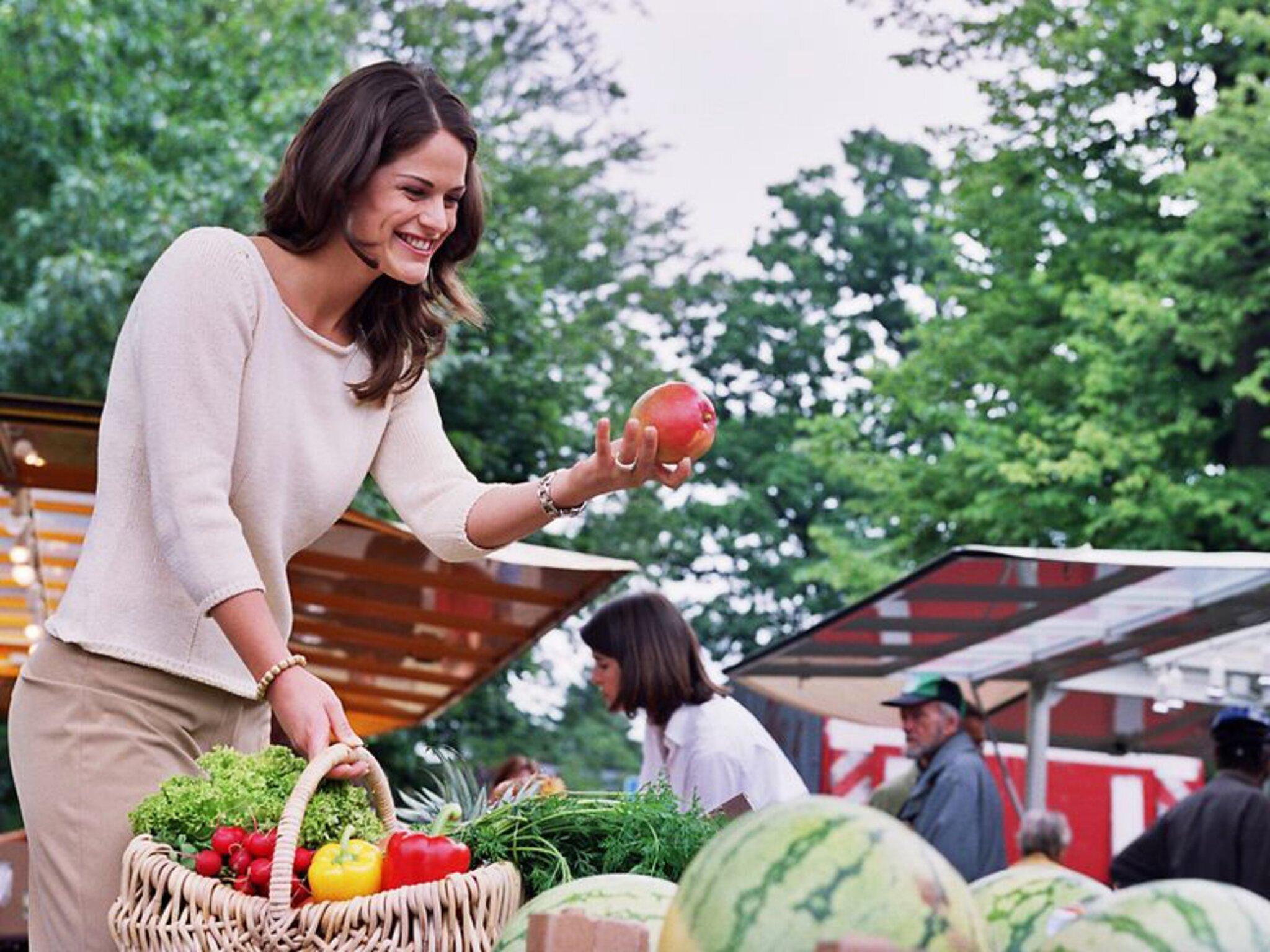 Qualität, die man schmeckt                                                                  Regionale Produkte sind bei den Verbrauchern beliebt
