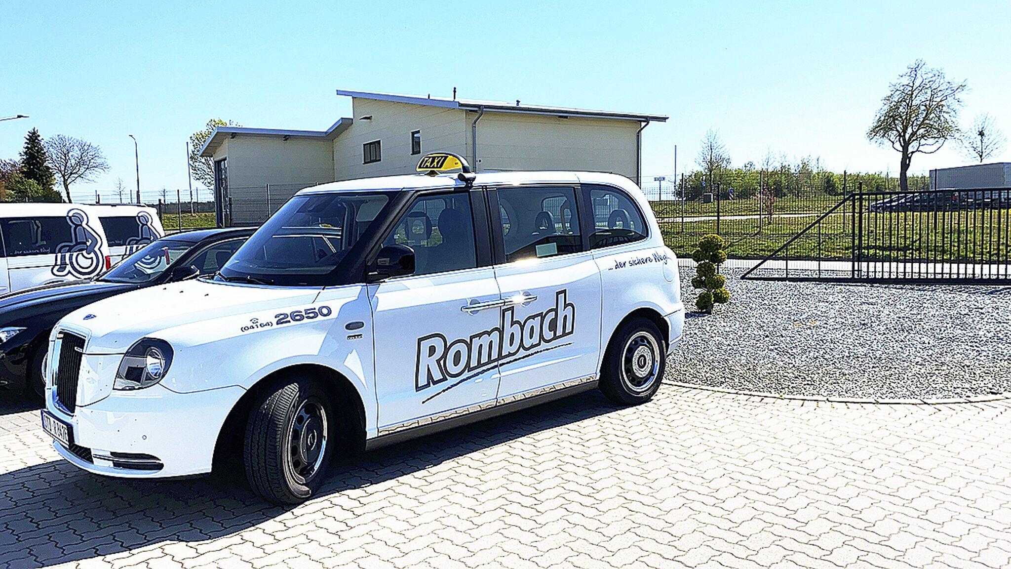 Mit Taxi Rombach sicher zum Arzt