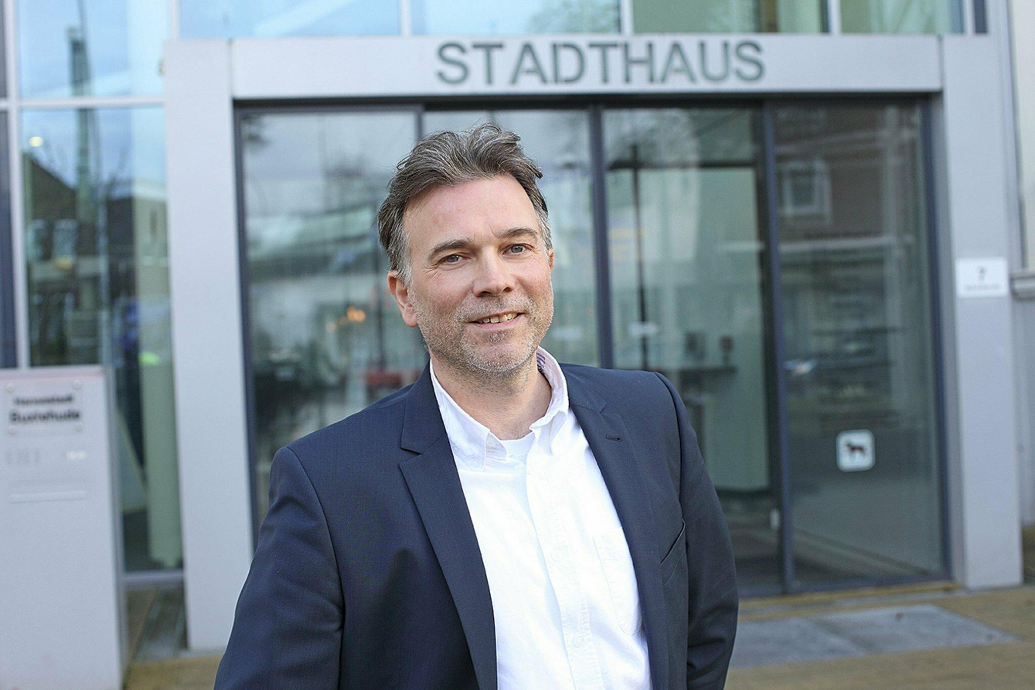 """Eine Idee, wie das verhindert werden kann                                                                  André Grote (FDP): """"Rückkehr der STRABS ist reale Gefahr"""""""