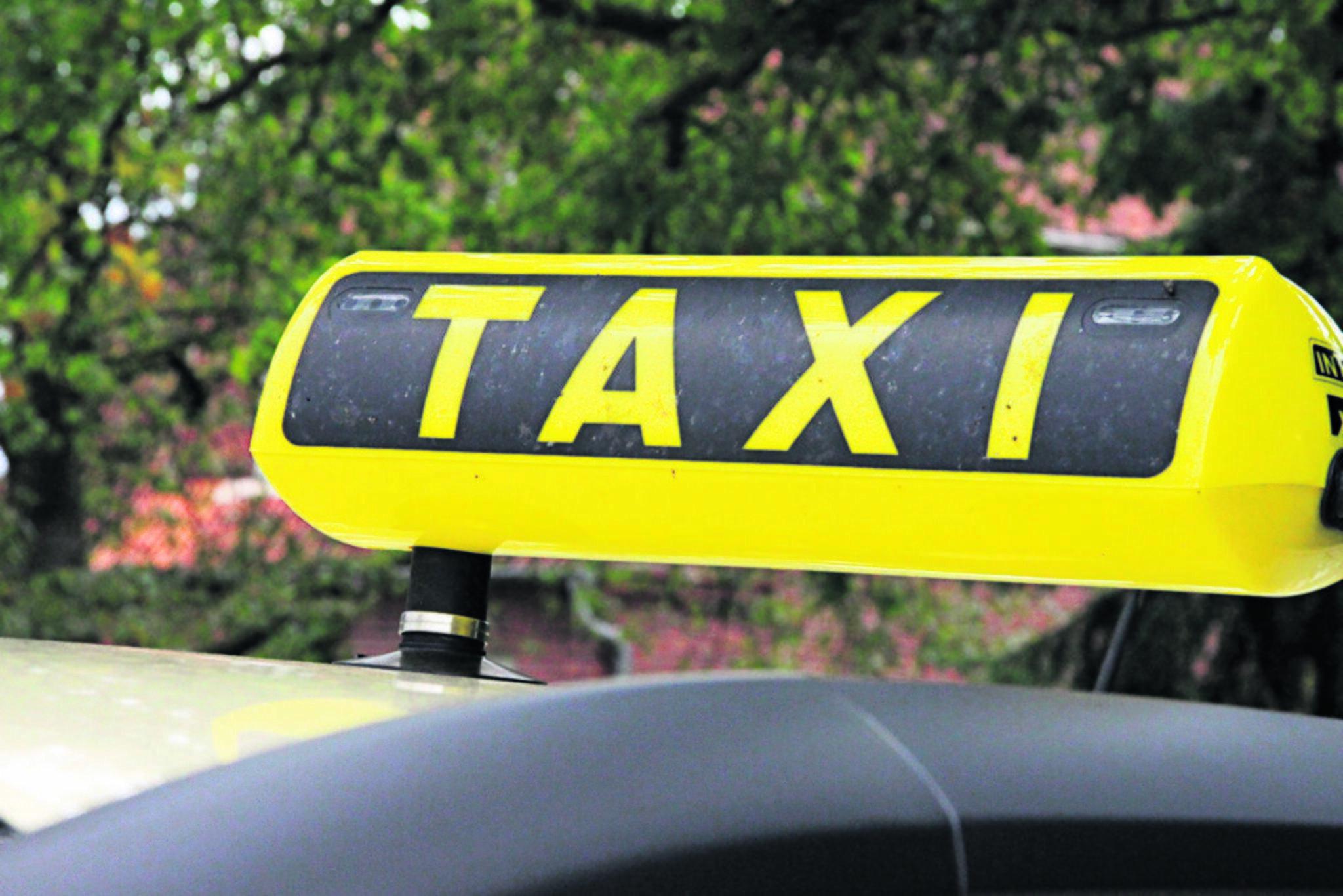 Frau bekam kein Taxi                                                                  Ernst M. musste einsam sterben