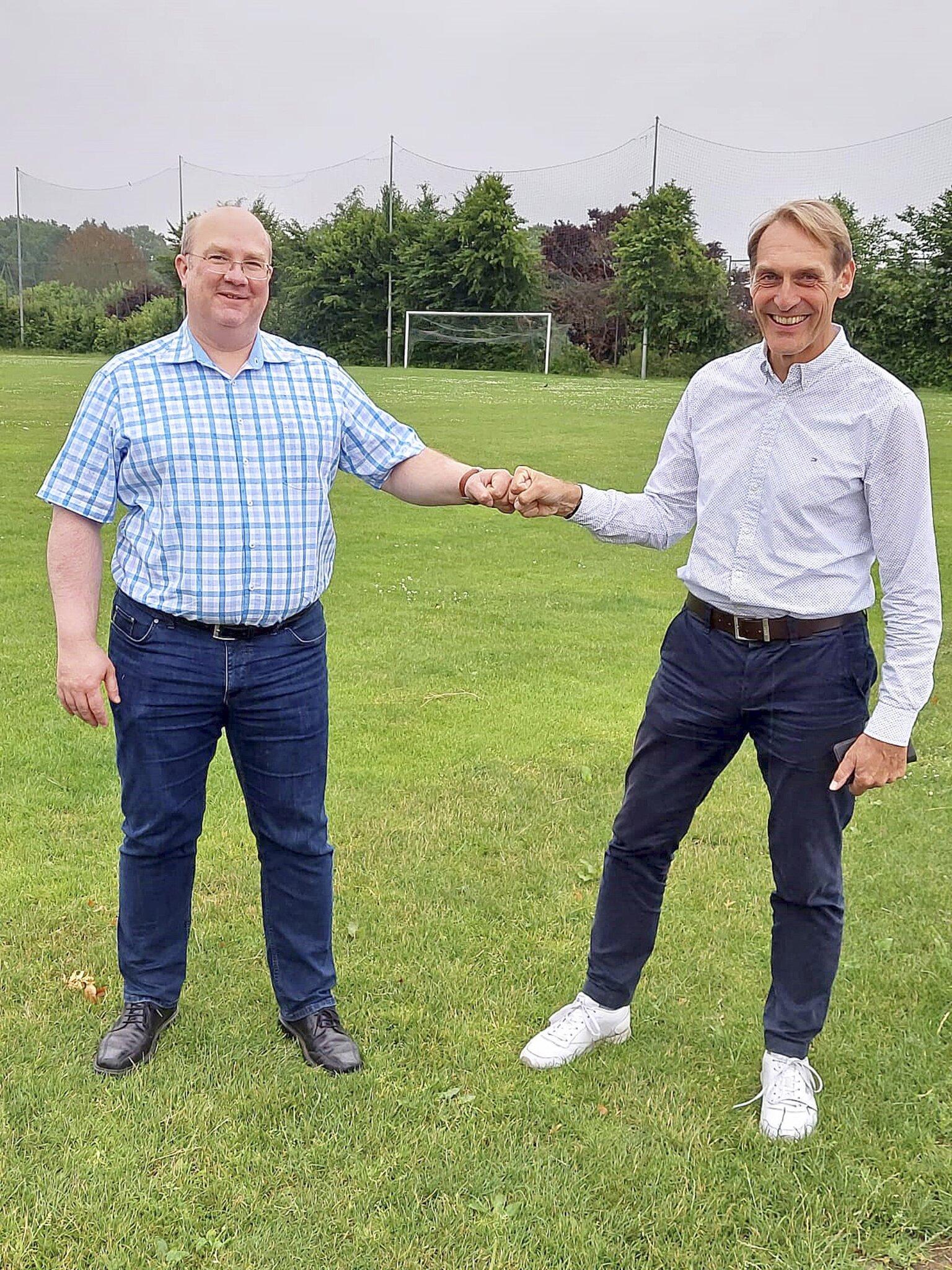 BSV und SV Ottensen:                                                                  Ein gemeinsamer Weg beim Jugendfußball