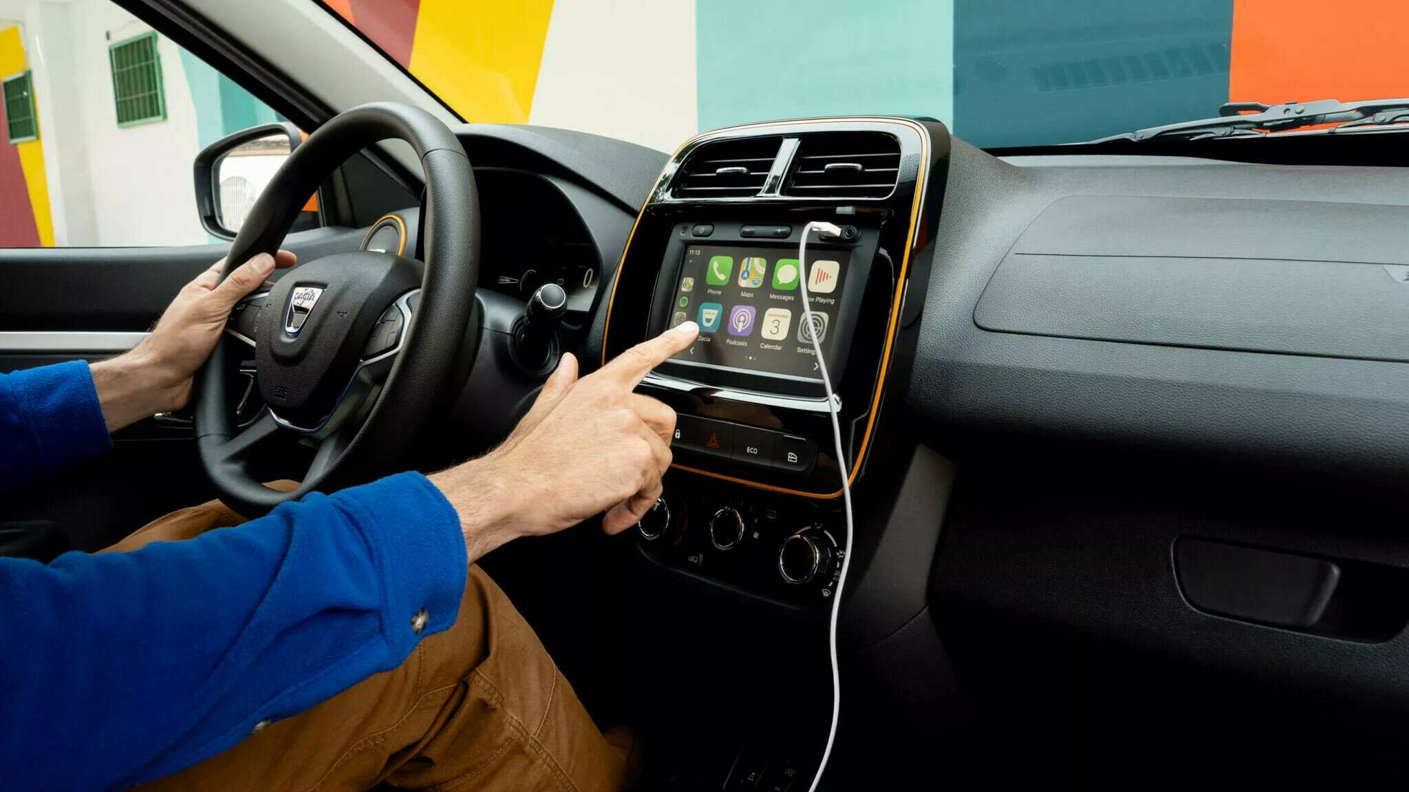 Der neue Dacia SPRING schon jetzt beim Autohaus S+K                                                                  ReinSPRINGen und Probefahren: