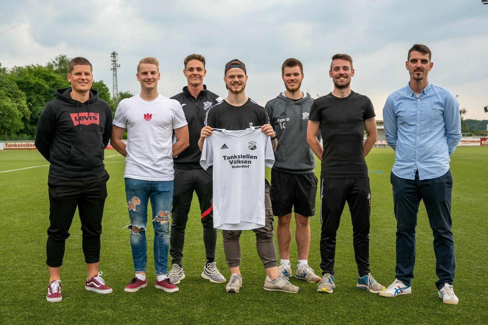 Kicker sollen Spielpraxis bei den 2. Herren gewinnen                                                                  VSV Hedendorf-Neukloster setzt auf talentierten Nachwuchs