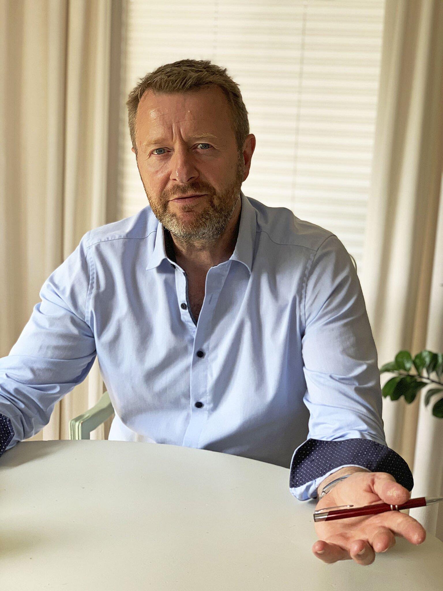 Bei der Kommunalwahl persönliches Ziel nicht erreicht                                                                  Persönliches Ziel nicht erreicht: Stefan Reigber verzichtet auf sein Mandat